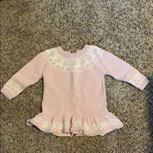 Size 12-18 months Baby Gap Sweater Dress